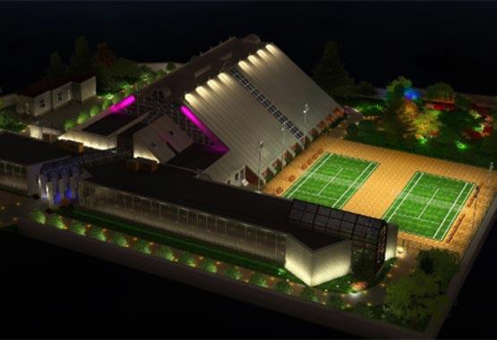 Спортивно-оздоровительный комплекс Grand Palace Sport